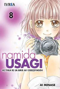 Libro NAMIDA USAGI Nº 8