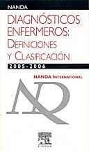 Libro NANDA DIAGNOSTICOS ENFERMEROS: DEFINICIONES Y CLASIFICACIONES, 20 05-2006