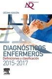Libro NANDA: DIAGNOSTICO ENFERMEROS: DEFINICIONES Y CLASIFICACION 2015- 2017