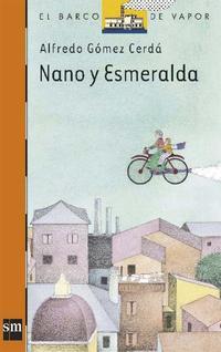 Libro NANO Y ESMERALDA