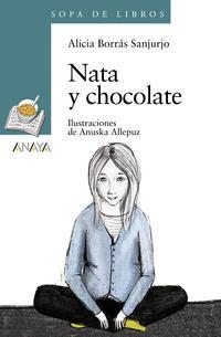 Libro NATA Y CHOCOLATE