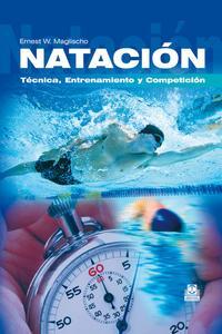 Libro NATACION, TECNICA, ENTRENAMIENTO Y COMPETICION