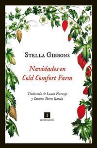 Libro NAVIDADES EN COLD COMFORT FARM