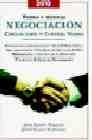 Libro NEGOCIACION, COMUNICACION Y CORTESIA VERBAL: TEORIA Y TECNICAS