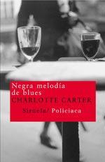 Libro NEGRA MELODIA DE BLUES