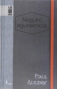 Libro NEGUKO EGUNEROKOA