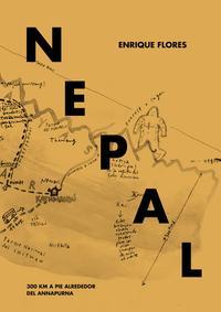 Libro NEPAL: 300 KM A PIE ALREDEDOR DEL ANNAPURNA
