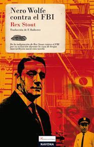 Libro NERO WOLFE CONTRA EL FBI