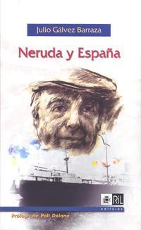Libro NERUDA Y ESPAÑA