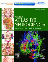 Libro NETTER: ATLAS DE NEUROCIENCIA + STUDENT CONSULT