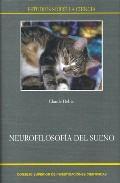 Libro NEUROFILOSOFIA DEL SUEÑO