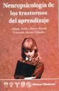Libro NEUROPSICOLOGIA DE LOS TRASTORNOS DEL APRENDIZAJE