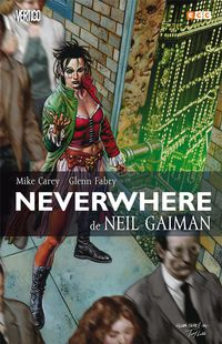 Libro NEVERWHERE DE NEIL GAIMAN