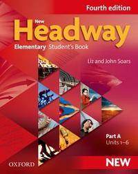 Libro NEW HEADWAY ELEMENTARYSTUDENT S BOOK A