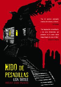 Libro NIDO DE PESADILLAS