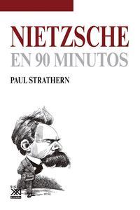 Libro NIETZSCHE EN 90 MINUTOS