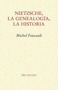 Libro NIETZSCHE, LA GENEALOGIA, LA HISTORIA