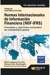 Libro NIIF: NORMAS INTERNACIONALES DE INFORMACIÓN FINANCIERA