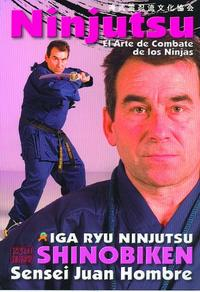 Libro NINJUTSU, EL ARTE DE COMPATE DE LOS NINJAS: IGA RYU NINJUTSU SHIN OBIKEN