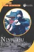 Libro NINJUTSU. TECNICAS SUPERIORES