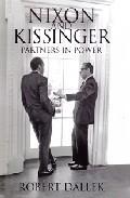 Libro NIXON KISSINGER: PARTNERS IN POWER