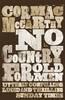 Libro NO COUNTRY FOR OLD MEN