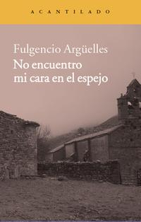 Libro NO ENCUENTRO MI CARA EN EL ESPEJO