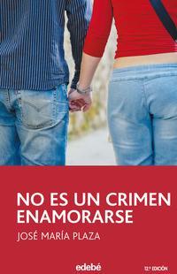Libro NO ES UN CRIMEN ENAMORARSE
