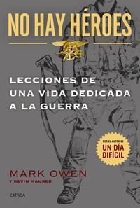 Libro NO HAY HEROES