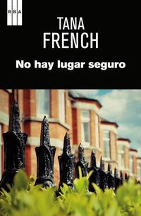 Libro NO HAY LUGAR SEGURO