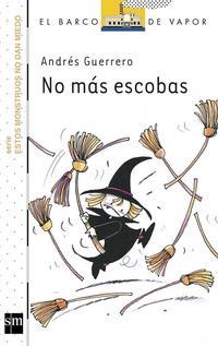 Libro NO MAS ESCOBAS