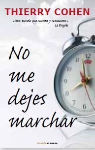 Libro NO ME DEJES MARCHAR