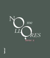 Libro NO ME LLORES