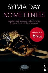 Libro NO ME TIENTES