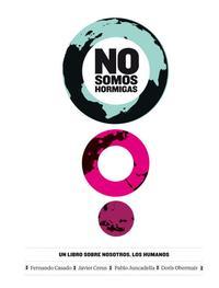 Libro NO SOMOS HORMIGAS