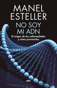 Libro NO SOY MI ADN