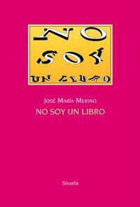 Libro NO SOY UN LIBRO