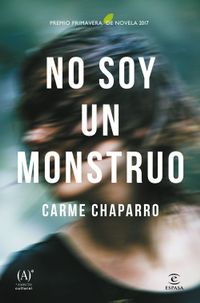 Libro NO SOY UN MONSTRUO