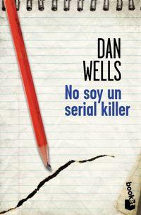 Libro NO SOY UN SERIAL KILLER