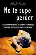 Libro NO TE SUPE PERDER
