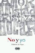 Libro NO Y YO
