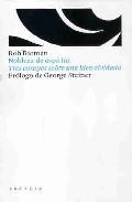 Libro NOBLEZA DE ESPIRITU: TRES ENSAYOS SOBRE UNA IDEA OLVIDADA