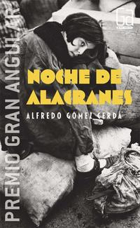 Libro NOCHE DE ALACRANES