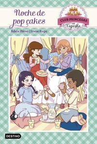 Libro NOCHE DE POP CAKES