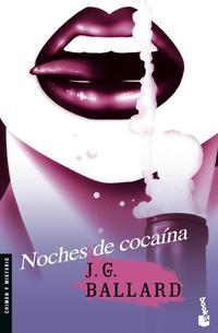 Libro NOCHES DE COCAINA