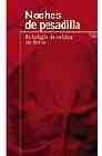 Libro NOCHES DE PESADILLA: ANTOLOGIA DE RELATOS DE TERROR