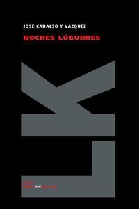 Libro NOCHES LUGUBRES