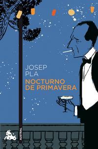 Libro NOCTURNO DE PRIMAVERA