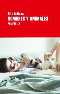 Libro NOMBRES Y ANIMALES