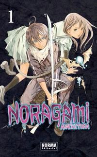 Libro NORAGAMI 1